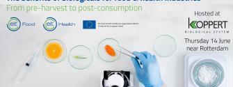 Koppert EIT Health EIT Food work together