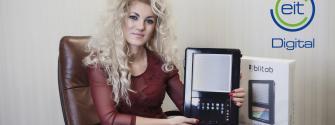 Kristina Tsvetanova of EIT Digital-supportedBLITABTechnology wins EU Prize