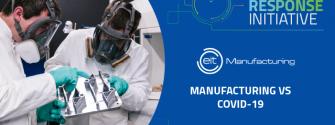 Manufacturing vs COVID-19