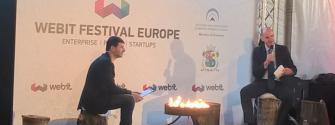 Martin Kern EIT Director WEBIT Festival Europe