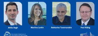 European Commission welcomes four new members to the Governing Board of the European Institute of Innovation and Technology