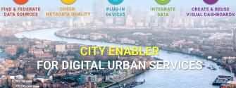 City Enabler for Digital Urban Services (CEDUS)