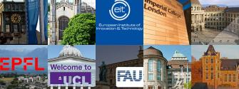 EIT Community partners with nine european top universities