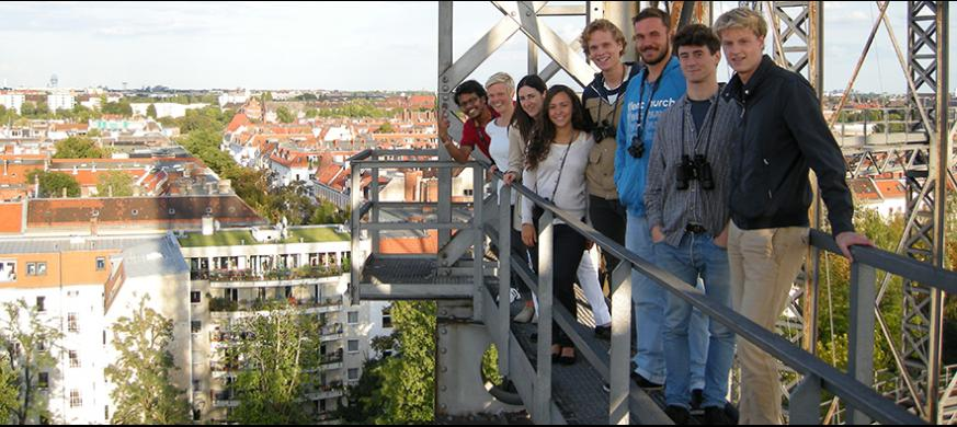 #Journey2014 Students in Berlin