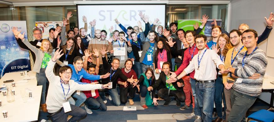 EIT Alumni group photo