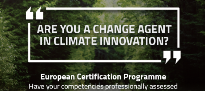 EIT Climate-KIC Certified Professional