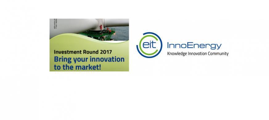 EIT InnoEnergy investment round 2017