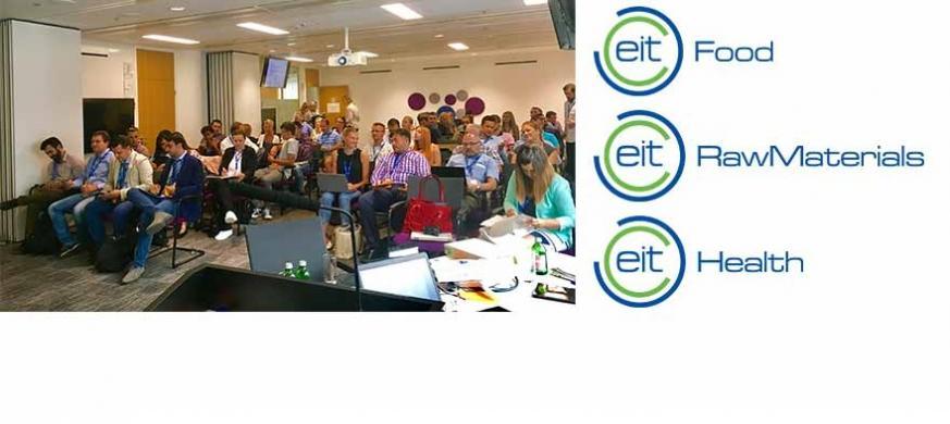 EIT RawMaterials Food Health bootcamp