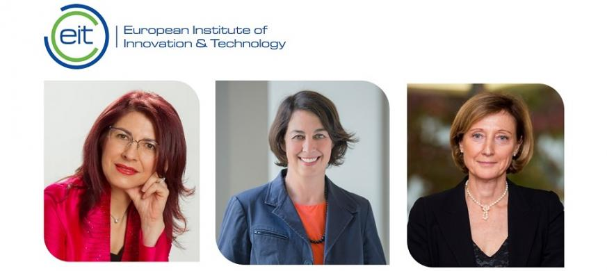 Welcome to 3 new EIT Governing Board members