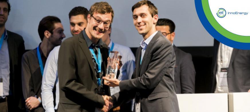 EIT InnoEnergy: Congrats to vilisto for winning the PropTech Start-up Award