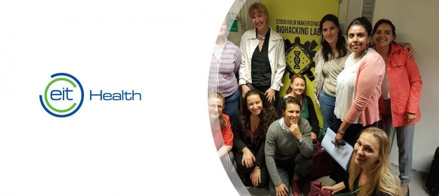 Empowering Women Entrepreneurship in Health Innovation – EIT Health 2017 Activities