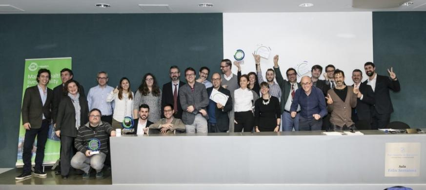 EIT Health Spain awards the best innovation and entrepreneurship projects