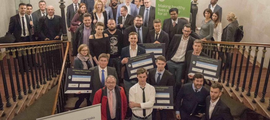 EIT RIS Business Idea Competition Finals