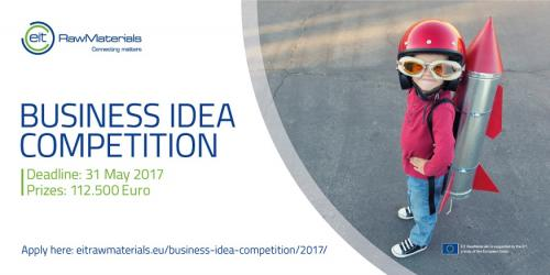 EIT Raw Materials Business Idea Competition