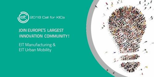 Evaluation Criteria for the EIT's 2018 Competition for Innovation Communities published