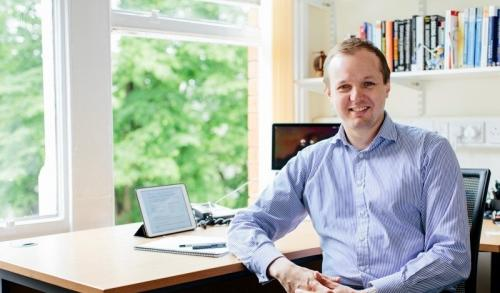 EIT Interview with Dr Richard Tunstall