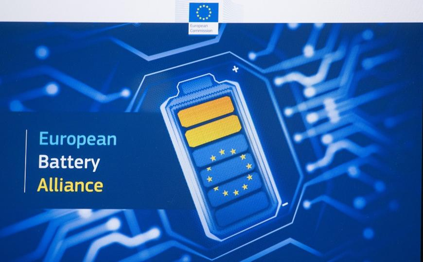 EIT InnoEnergy plays pivotal role within the European Battery Alliance