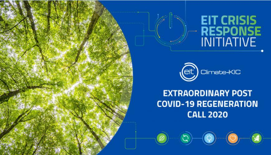 EIT Climate-KIC Call for Proposals
