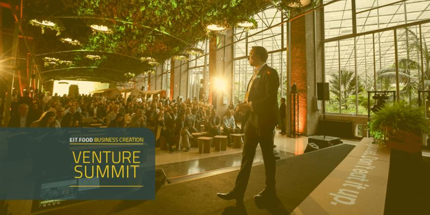 Europe's top agrifood start-ups announced at the EIT Food Venture Summit