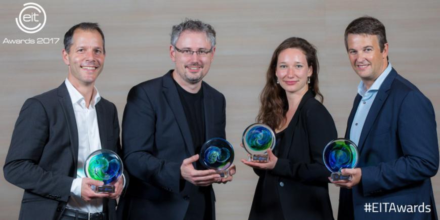 EIT Awards winners 2017