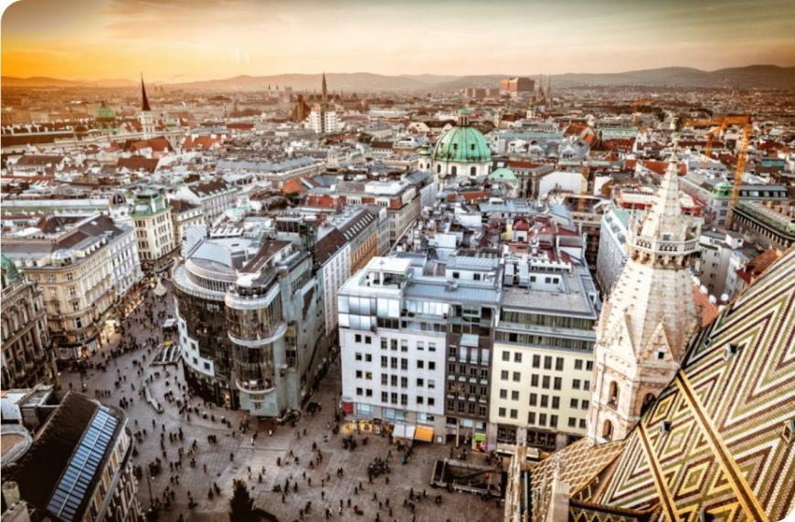 Four EIT Climate-KIC supported cities nominated as European Capital of Innovation 2020
