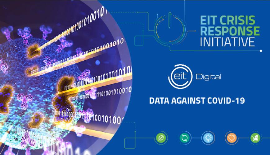 EIT Digital: Data against COVID-19