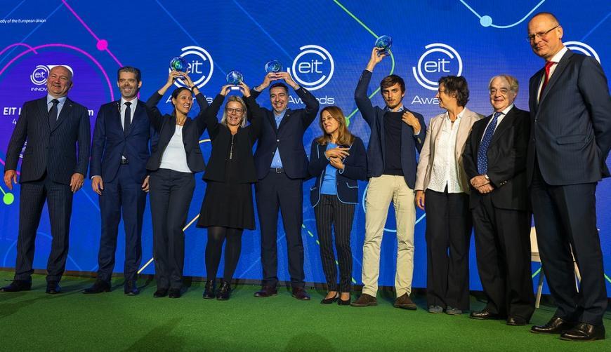 EIT Awards 2018 winners