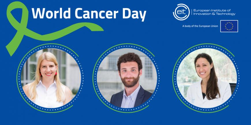 The EIT Community offers fresh hope in the fight against cancer - #IAmAndIWill
