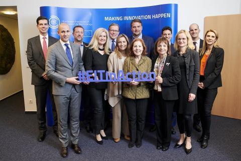 European Parliament visits the EIT