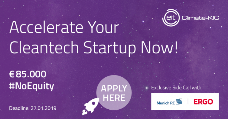 EIT Climate-KIC Accelerator programme in Germany, Switzerland and Austria