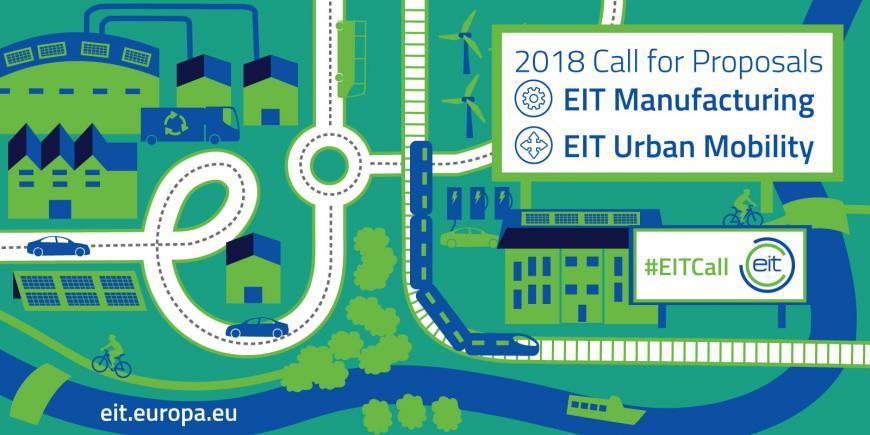 EIT 2018 Call for Proposals webinars