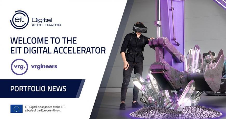 First Czech company joins EIT Digital Accelerator