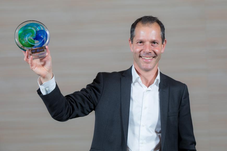 Martin Steinberg EIT Health STHLM3