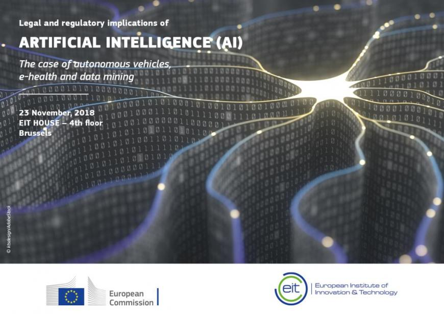 EIT European Commission Artificial Intelligence