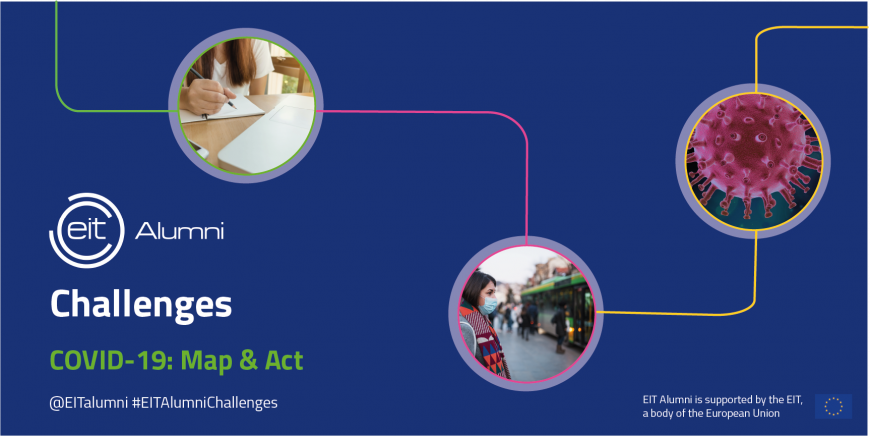 EIT Alumni Challenges: COVID-19: Map & Act