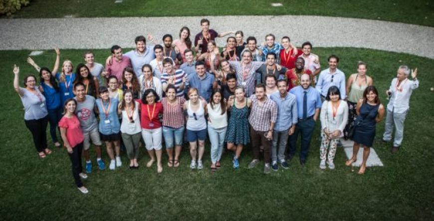 Climate-KIC summer school, the Journey, EIT
