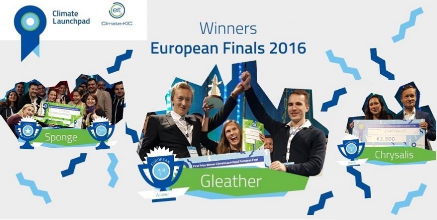 EIT ClimateLaunchpad winners, Estonia