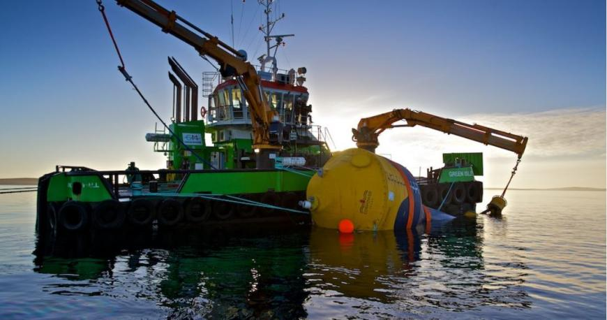 CorPower Ocean secures 9 million euros equity funding for breakthrough wave energy tech