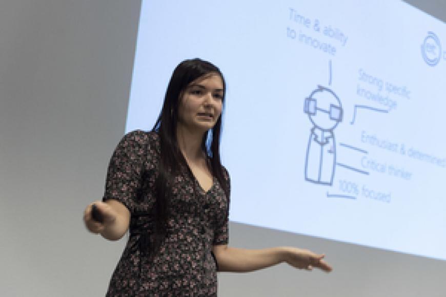 EIT Digital industrial doctorate