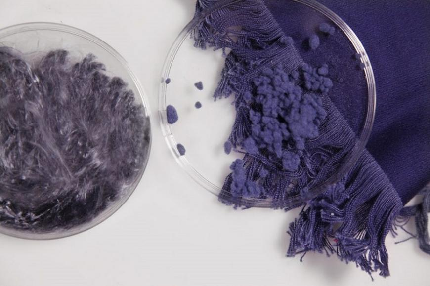 Textile waste: EIT Climate-KIC start-up offers sustainable solution