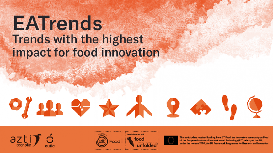 EIT Food is exploring trends in food innovation