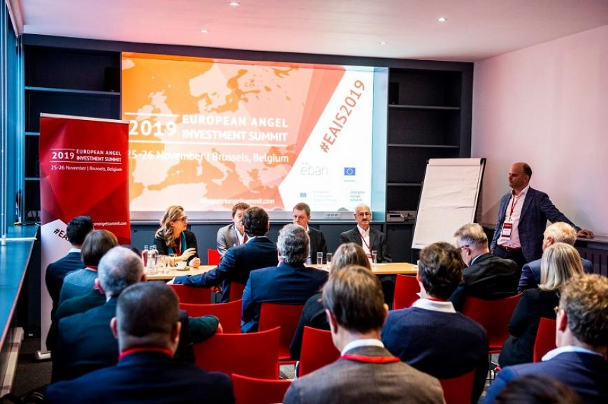 EIT Health and Urban Mobility at European Angel Investment Summit