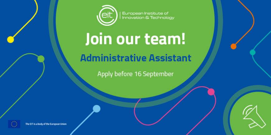 EIT Administrative Assistant