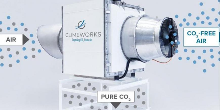 EIT Climate-KIC supported Climeworks raises over €67 million to expand its carbon dioxide removal capacities