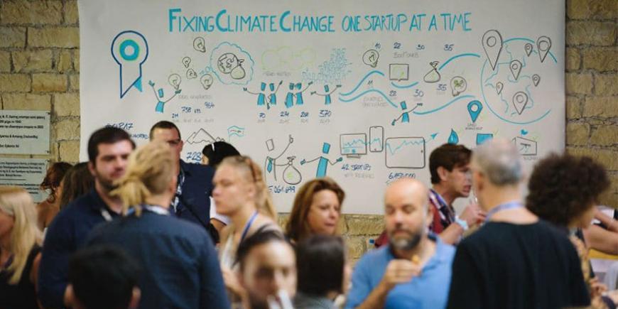 EIT Climate-KIC ClimateLaunchpad