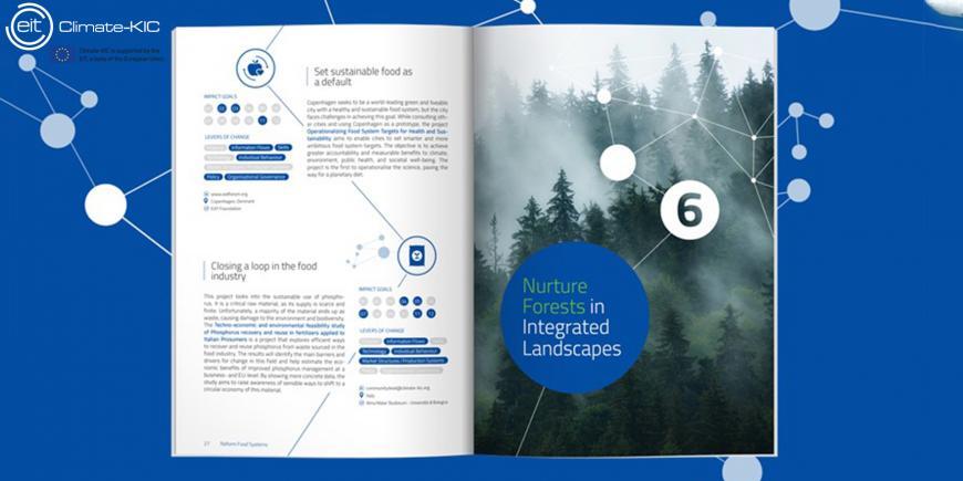 A Snapshot of EIT Climate-KIC's Innovation Portfolio