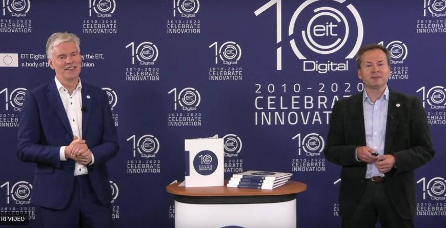 EIT Digital celebrates a decade of delivery and impact