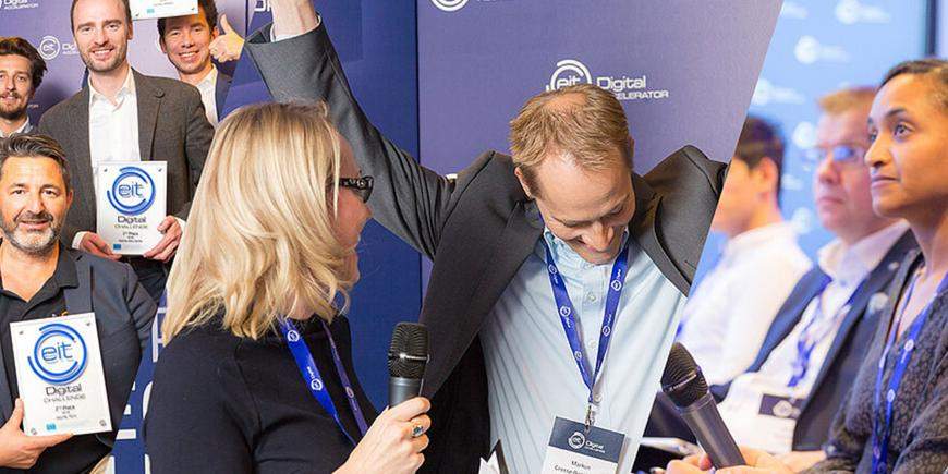Record number of 409 deep tech scale-ups apply to the EIT Digital Challenge 2021