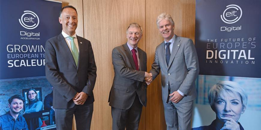 EIT Digital's Impact Grows in Scotland: €6 million of new investment attracted