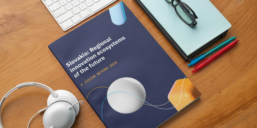 EIT Digital released report on Slovak innovation ecosystems of the future